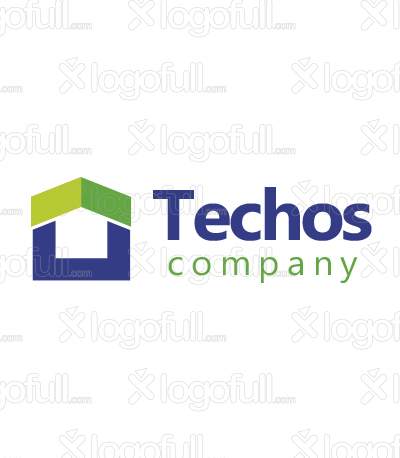Techos logotipo