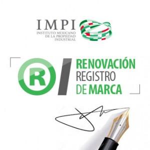 Renovación de Registro de Marca