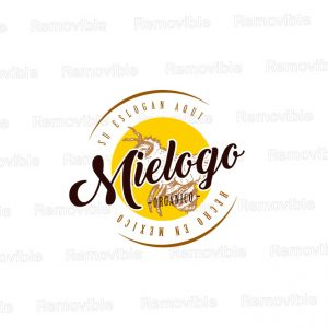 Logotipo Apicola Yucatan