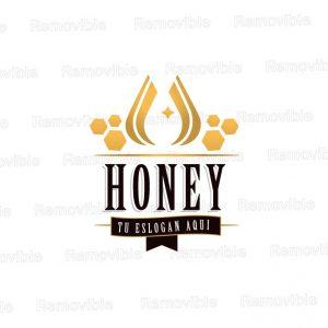 Diseño de Logotipo Miel Campeche
