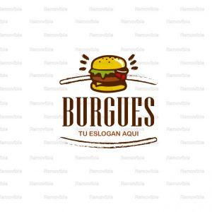 Logo Hamburguesas