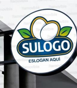 Logotipo Avicola