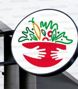 Logotipo en linea