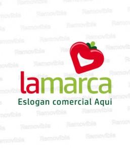 Diseño de logotipo Tomate
