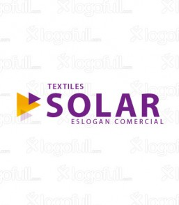 Logo textil D