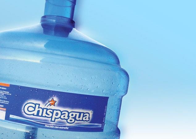 Diseño Etiquetas para Agua Purificada