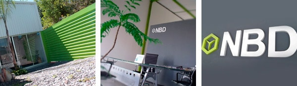 Diseño de Logotipos NBD