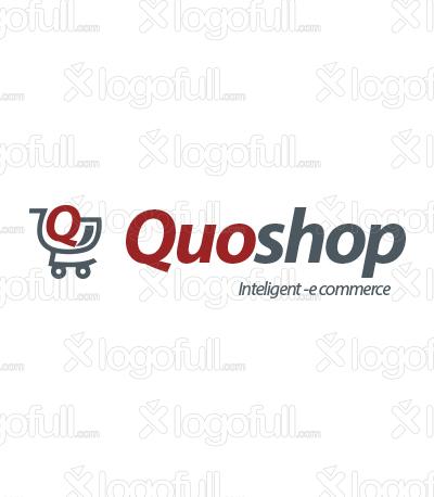 Logotipo Shop