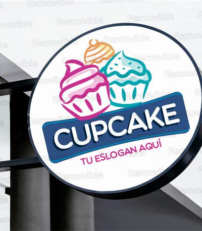 Diseño de Logo Cup3