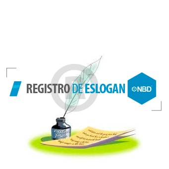 Registro de Eslogan
